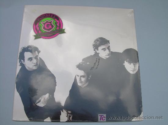 LP HOMBRES G - VOY A PASÁRMELO BIEN NUEVO PRECINTADO (Música - Discos - LP Vinilo - Grupos Españoles de los 70 y 80)