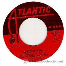 Discos de vinilo: THE YOUNG RASCALS -GROOVIN` / SUEÑO. Lote 5872837