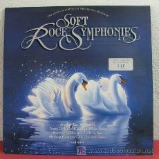 Discos de vinilo: THE LONDON SYMPHONY ORCHESTRA PRESENTS 'SOFT ROCK SYMPHONIES' 1990-GERMANY LP33 DOBLE. Lote 5429459