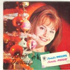 Discos de vinilo: (D-55)DISCO SINGLE ROCIO DURCAL. Lote 5443067