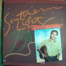 Discos de vinilo: LP - MARK NELSON - SOUTHERN LIGHT - EDICIÓN CANADIENSE, FLYING FISH RECORDS 1986. Lote 5477729