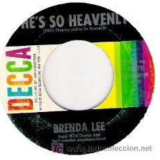 brenda lee -he`s so heavenly /losing you