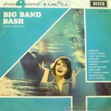 Discos de vinilo: TED HEATH AND HIS MUSIC-BIG BAND GASH LP VINILO EDITADO POR DECCA EN U.K.. Lote 5504051