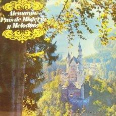 Discos de vinilo: ALEMANIA - PAIS DE MISTERIO Y MELODIAS LP EDITADO POR READERS DIGEST EN 1973. Lote 5504436