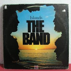 Discos de vinilo: THE BAND ( ISLANDS ) 'CAPITOL' USA-1976/1977 LP33. Lote 5505464