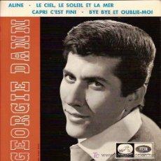 Discos de vinilo: GEORGIE DANN EP SELLO EMI LA VOZ DE SU AMO AÑO 1965. Lote 5562231