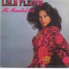 Discos de vinilo: LOLA FLORES. Lote 7477828