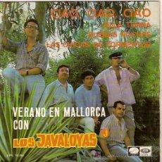 Discos de vinilo: LOS JAVALOYAS EP SELLO EMI-LA VOZ DE SU AMO AÑO 1967. Lote 5577335