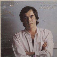Discos de vinilo: JOAN MANUEL SERRAT / TAL CON RAJA (LP ARIOLA DE 1980). Lote 12558198