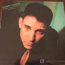 Discos de vinilo: ROBERT GORDON - ARE YOU GONNA BE THE ONE - (ESPAÑA-RCA-1981) ROCK & ROLL LP. Lote 24597483