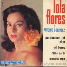 Discos de vinilo: LOLA FLORES. Lote 5608279