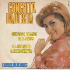 Discos de vinilo: CONCHITA BAUTISTA. Lote 5608292