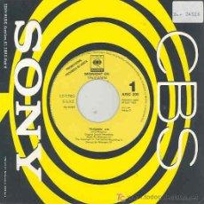 Discos de vinilo: MIDNIGHT OIL - TRUGANINI - SINGLE PROMOCIONAL ESPAÑOL DE 1993. Lote 5626271