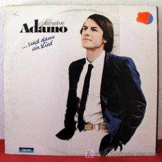 Discos de vinilo: SALVATORE ' ADAMO ' ( ... UND DAN EIN LIED ) GERMANY-1980 LP33. Lote 5631437