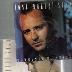 Discos de vinilo: JOSE MANUEL SOTO - 2 DISCOS SINGLES PROMOCIONALES . Lote 18286900