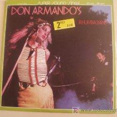 Discos de vinilo: DON ARMANDO'S - MAXI SINGLE. Lote 12422018
