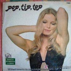 Discos de vinilo: LP - FLOYD HARRIS SU ORQUESTA Y COROS - POP, TIP, TOP - ORIGINAL ESPAÑOL, ZAFIRO 1974. Lote 9064236