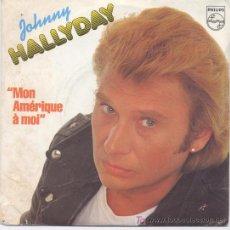 Discos de vinilo: JOHNNY HALLYDAY. Lote 5661759