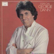 Discos de vinilo: GEORGIE DANN / ESPECIAL (LP RCA DE 1982). Lote 10883403