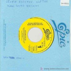 Discos de vinilo: GLORIA ESTEFAN AND THE MIAMI SOUND MACHINE - ANYTHING FOR YOU / SPANISH VERSION. Lote 5663312