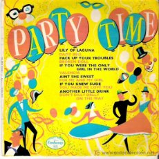 Discos de vinilo: PARTY TIME WITH THE EMBASSY SINGERS AND PLAYERS 14 CANCIONES. Lote 18387089