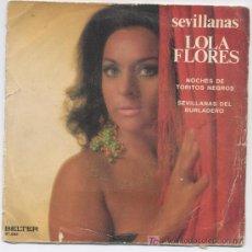 Discos de vinilo: LOLA FLORES. Lote 6947428