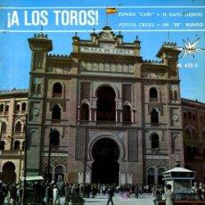 Discos de vinilo: MARIANO MATABUENA - ESPAÑA CAÑÍ / EL GATO MONTÉS / PEPITA CREUS / EN ER MUNDO - EP 1966. Lote 5697757