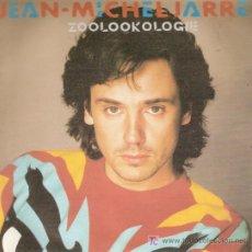 Discos de vinilo: DISCO SENCILLO DE VINILO DE JEAN – MICHEL JARRE: ZOOLOOKOLOGIE Y ETHNICOLOR II. DE POLYDOR, 1985. . Lote 25595214