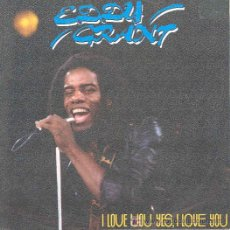 Discos de vinilo: EDDY GRANT - I LOVE YOU YES, I LOVE YOU / CALIFORNIA STYLE - SINGLE PROMO ESPAÑOL DE 1981. Lote 5722163