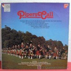 Discos de vinilo: PIPERS CALL ' VARIAS BANDAS DE INGLATERRA ' ENGLAND LP33. Lote 5725903