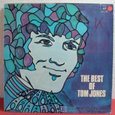 Discos de vinilo: TERRY WILLIAMS VOCAL WITH JERRY HAYNES AND HIS ORCHESTRA ( THE BEST OF TOM JONES ) ENGLAND LP33. Lote 5728914