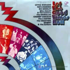 'Let the good times roll' Doble LP banda sonora 1973