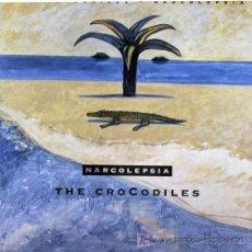 Discos de vinilo: THE CROCODILES 'NARCOLEPSIA' 1992 MUNSTER RECORDS. Lote 5821838