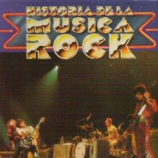 Discos de vinilo: THE ROLLING STONES - HISTORIA DE LA MUSICA ROCK NUMERO 1 ----1981. Lote 13761338