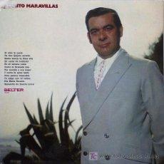 Discos de vinilo: JUANITO MARAVILLAS 'JUANITO MARAVILLAS'. Lote 5804968