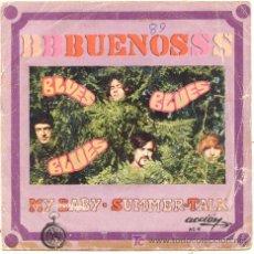 Discos de vinilo: SINGLE 45 RPM / LOS BUENOS / MY BABY ///EDITADO POR ACCION ///SOLO PORTADA . Lote 26834476