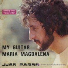 Discos de vinilo: JUAN PARDO. Lote 5823282