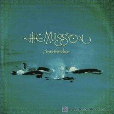 Discos de vinilo: THE MISSION 'INTO THE BLUE'. Lote 5826226