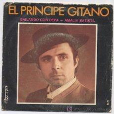 Discos de vinilo: EL PRINCIPE GITANO. Lote 5772961