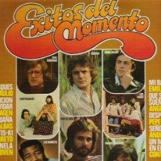 Discos de vinilo: EXITOS DEL MOMENTO - BELTER -LOS ALBAS / LOS CONTINUADOS / GENTE JOVEN / IMAGEN. Lote 16493089