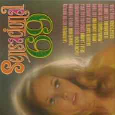 Discos de vinilo: SENSACIONAL 69- SUPER BELTER 1969 *JESS & JAMES -LOS GRITOS -LOS TOPS. Lote 11788641