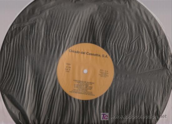 DISCO L.P. DE VINILO DE CORO INFANTIL CON ACOMPAÑAMIENTO DE ORQUESTA, CANCIONES DE NAVIDAD: VAMOS P (Música - Discos - LPs Vinilo - Música Infantil)