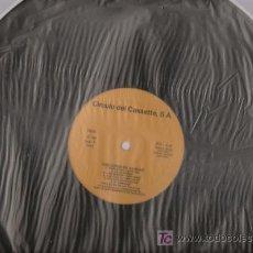 Discos de vinilo: DISCO L.P. DE VINILO DE CORO INFANTIL CON ACOMPAÑAMIENTO DE ORQUESTA, CANCIONES DE NAVIDAD: VAMOS P. Lote 25170057