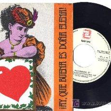 Discos de vinilo: PATXINGUER Z SINGLE PROMO . Lote 11297875