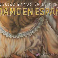 Discos de vinilo: ALBUM CON DOS L.P. DE VINILO DE SALVATORE ADAMO: AQUELLAS MANOS EN TU CINTURA, ADAMO EN ESPAÑOL. LAS. Lote 24753764