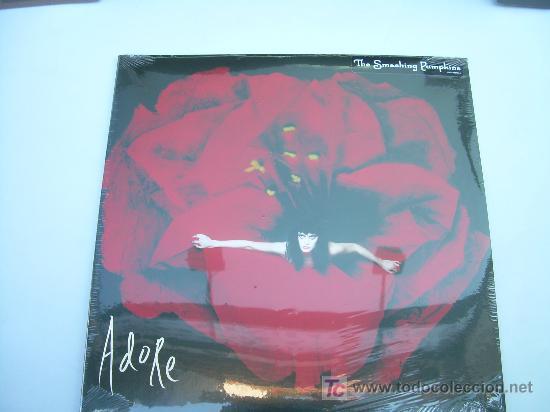 DOBLE LP THE SMASHING PUMPKINS ADORE NUEVO PRECINTADO VINILO GRUNGE NIRVANA (Música - Discos - LP Vinilo - Pop - Rock Extranjero de los 90 a la actualidad)