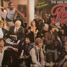 Discos de vinilo: DISCO L.P. DE VINILO DE THE KIDS OF FAME, FROM THE NBC: STARNAKER, I CAN DO ANYTHING BETTER THAN YOU. Lote 25235418