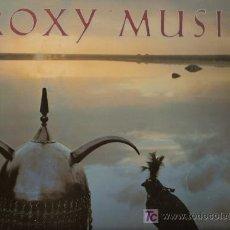 Discos de vinilo: DISCO L.P. DE VINILO DE ROXY MUSIC, AVALON: MORE THAN THIS, THE SPACE BETWEEN, AVALON, INDIA, WHILE. Lote 25235422