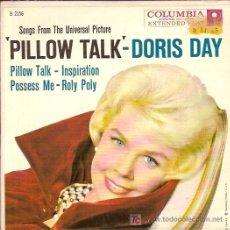 Discos de vinilo: DORIS DAY EP SELLO COLUMBIA EDICION AMERICANA. Lote 5846683