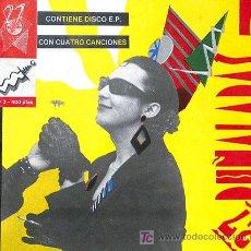 Discos de vinilo: REVISTA 27 PUÑALADAS Nº3, CON DISCO 4 GRUPOS ANDALUCES. 1986. NUEVO.. Lote 228344180